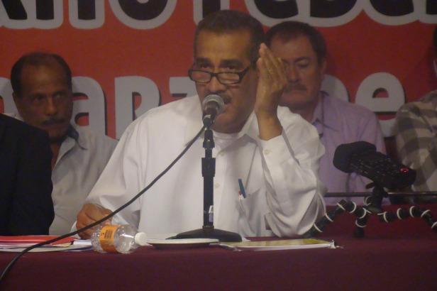 Carlos Sanchez de la Alianza por la Democracia de la REpueblica Dominicana